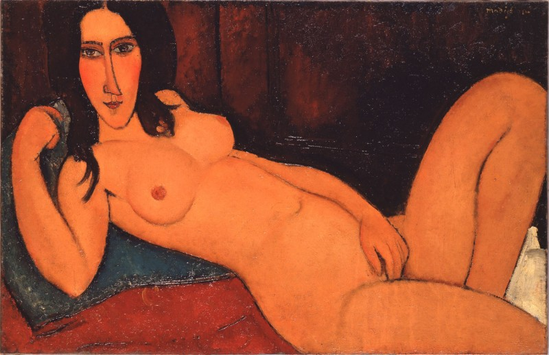 AMEDEO MODIGLIANI AT ATENEUM