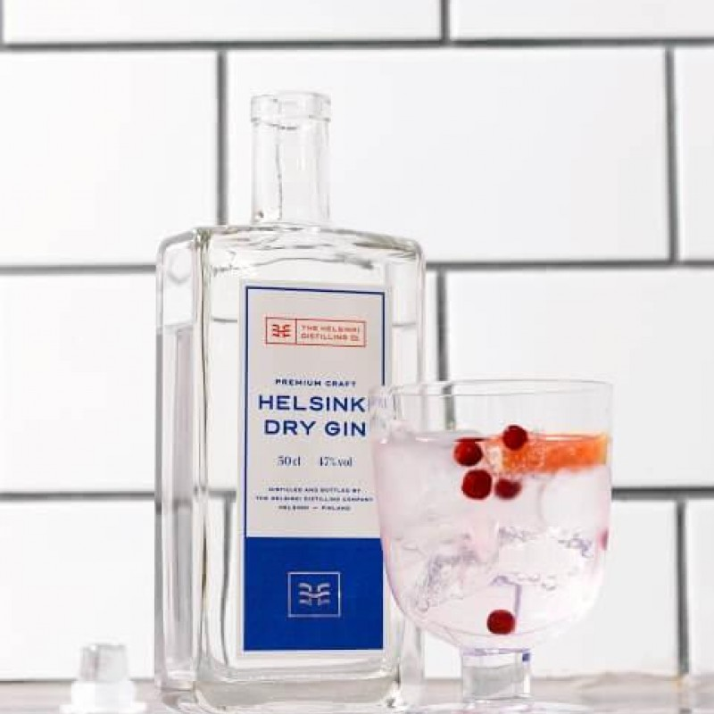 MADE IN HELSINKI: Ginsinki