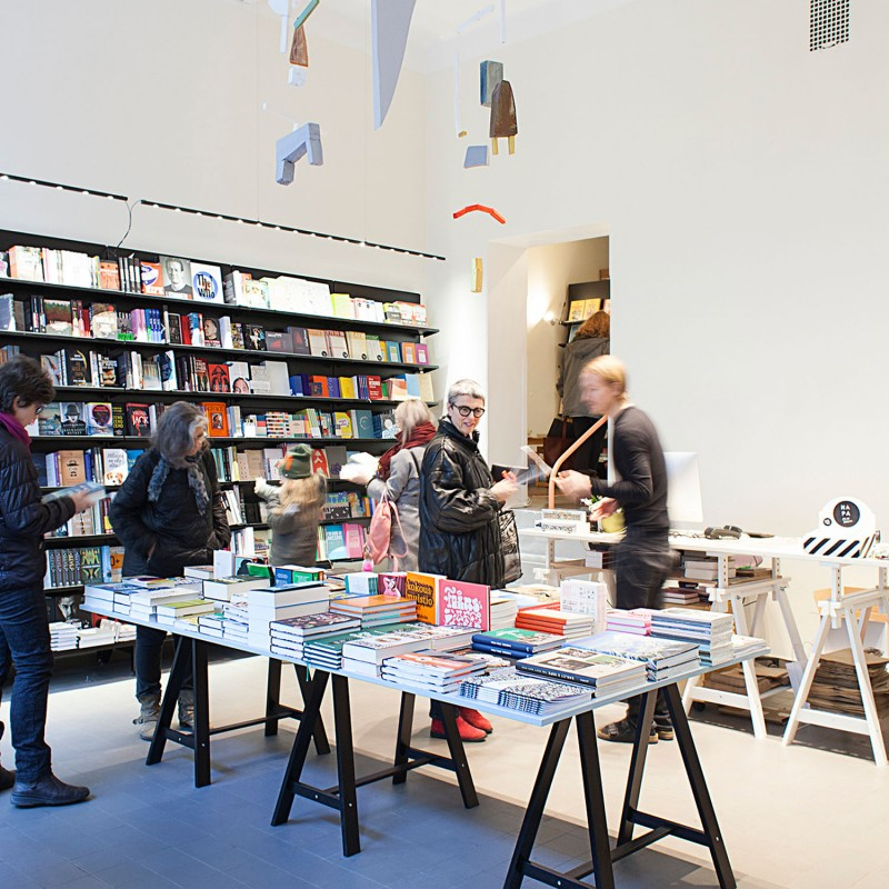 THE SPIRIT OF HELSINKI: Book shop Nide