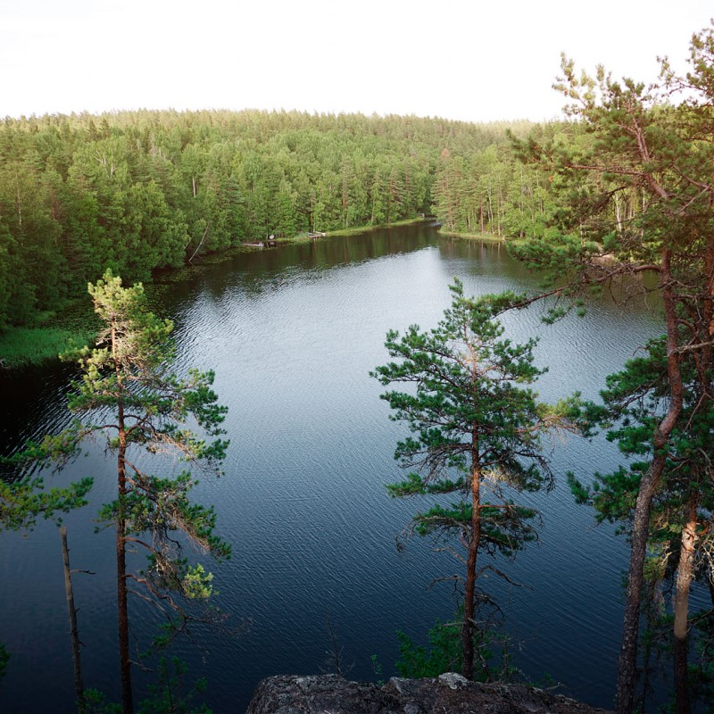 DAYTRIP: Nuuksio National Park