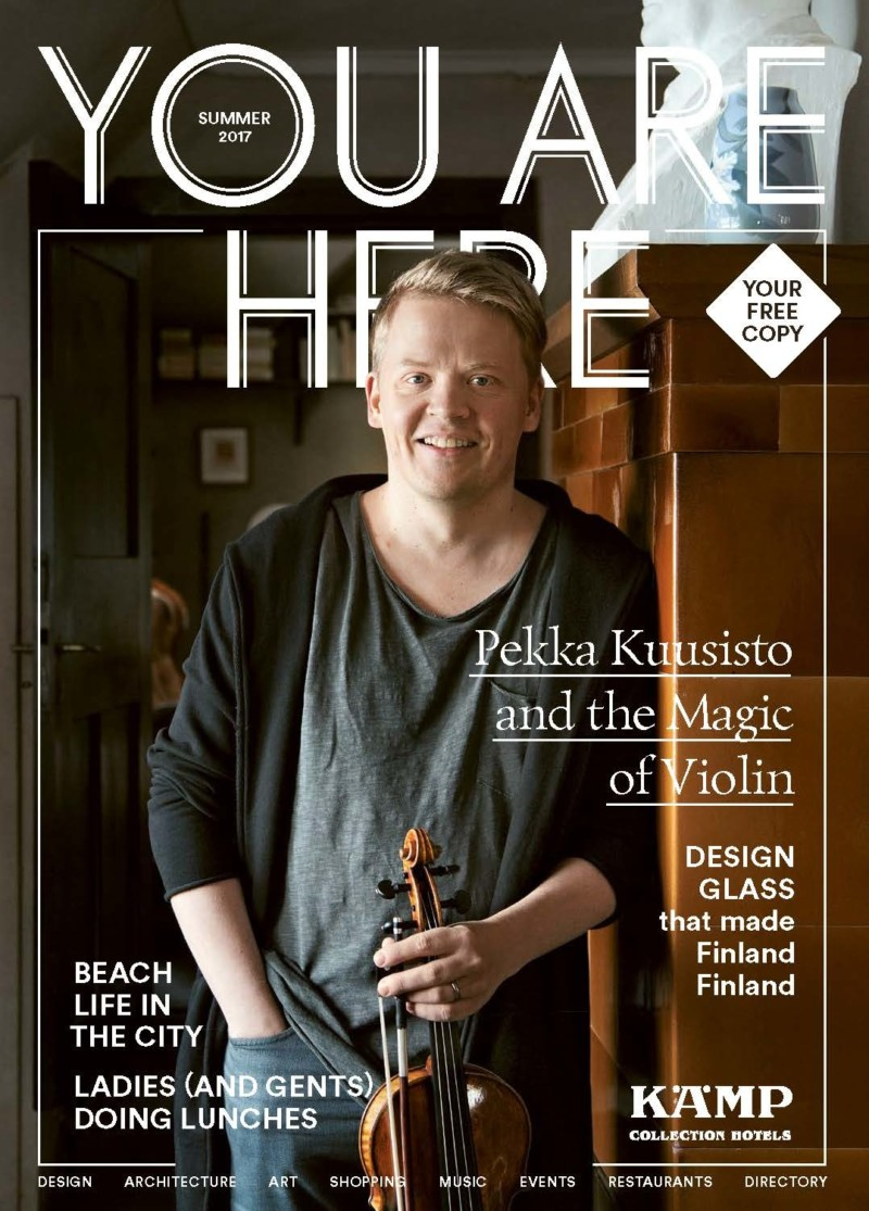 Pekka Kuusisto and the Magic of Violin
